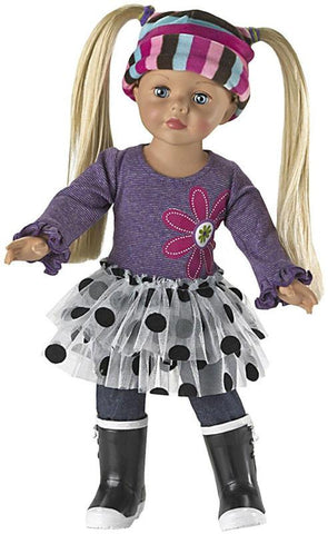 Madame Alexander Play Day Dressing Doll - Peazz.com