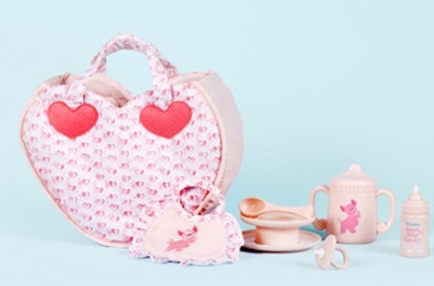 "Hungry Baby Accessory Set - 14"" (46965) - Peazz.com"