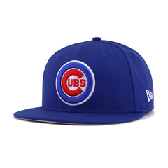 Chicago Cubs Light Royal Blue 2016 World Series New Era 59Fifty Fitted