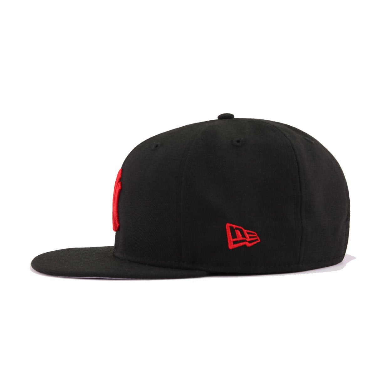 New York Yankees Black Scarlet 27 Championships New Era 9Fifty Snapback