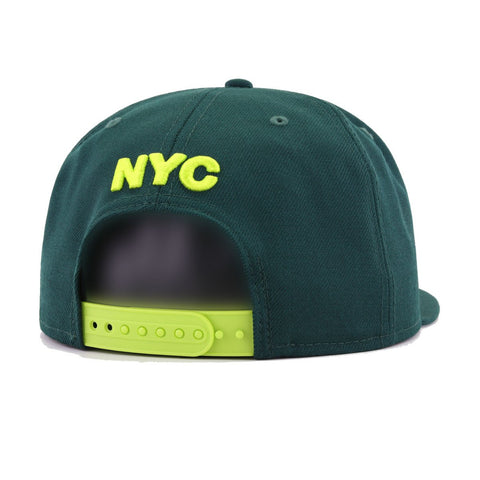 New York City Department of Sanitation Dark Green New Era 9Fifty Snapback