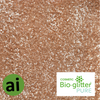 Cosmetic Bio-glitter Pure Autumn Glow - Aromatic Ingredients