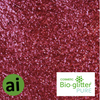 Cosmetic Bio-glitter Pure Red - Aromatic Ingredients