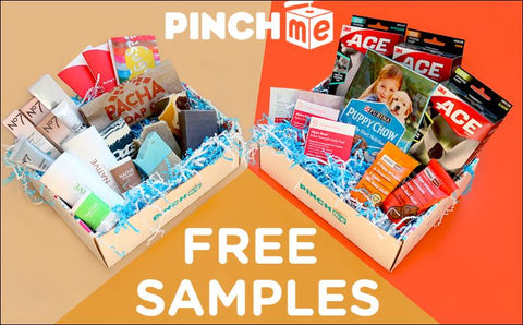 Free Samples- Sign up Before Sample Day