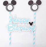 "Disney ""Mickey"" Bunting Cake Topper"