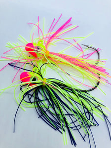 Coach Jigheads 347's - (3/4oz with 7/0 hook)