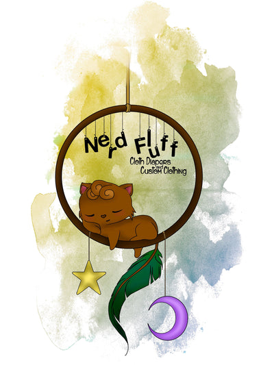 NerdFluff Cloth Diaper Company
