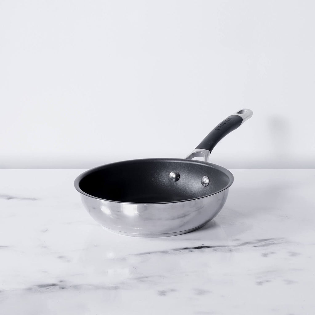 Momentum Non-Stick + Stainless Steel Skillet 22cm (Gas & Induction Compatible)