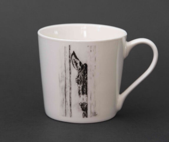 Grainne | 10 Ounce Fine Bone China Mug