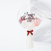 Red Candy Bubble Balloon
