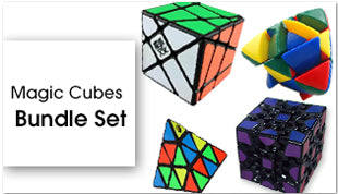 Magic Cubes Bundle Set