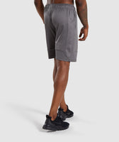 Gymshark Element Shorts - Grey 8