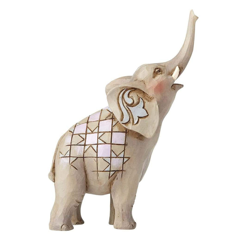Heartwood Creek by Jim Shore Elephant Mini Figurine - Website Exclusive