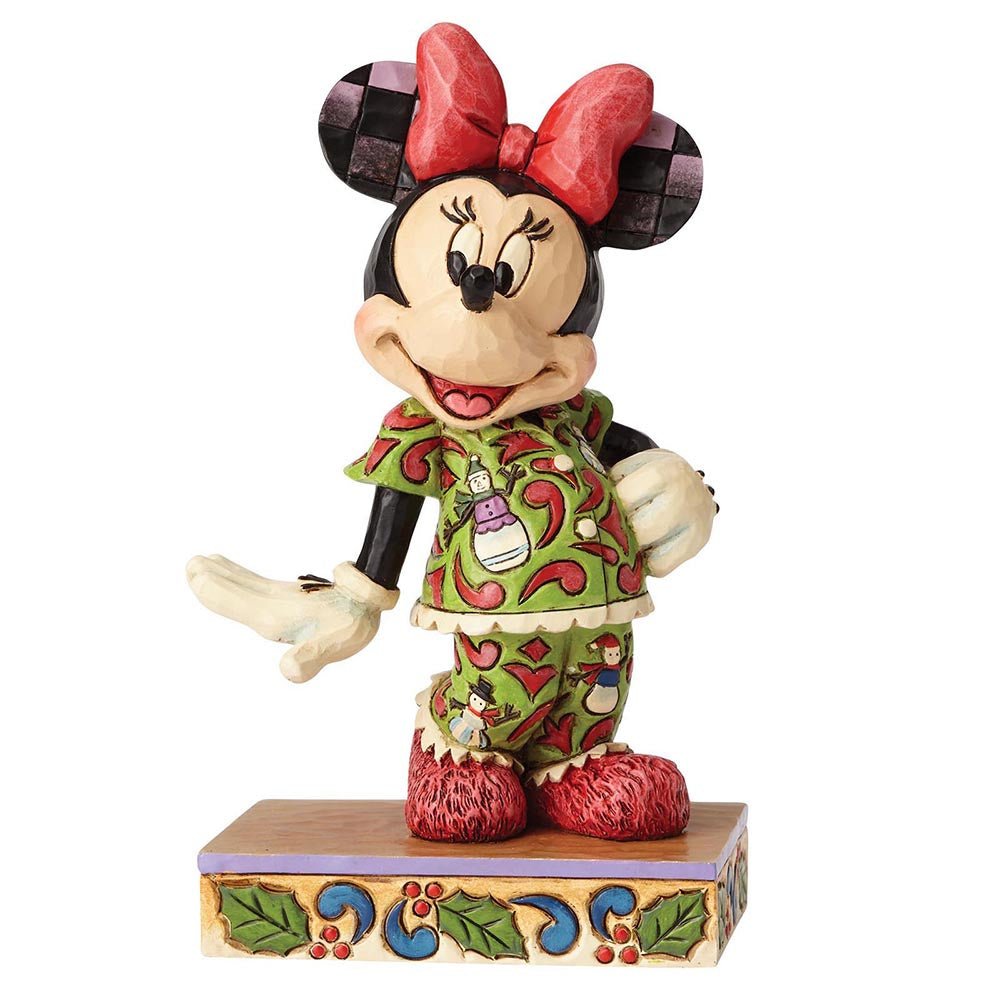 Comfort and Joy (Minnie Mouse Figurine