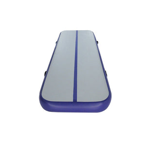 New Color Deep Purple Inflatable Gymnastics Tumble Track