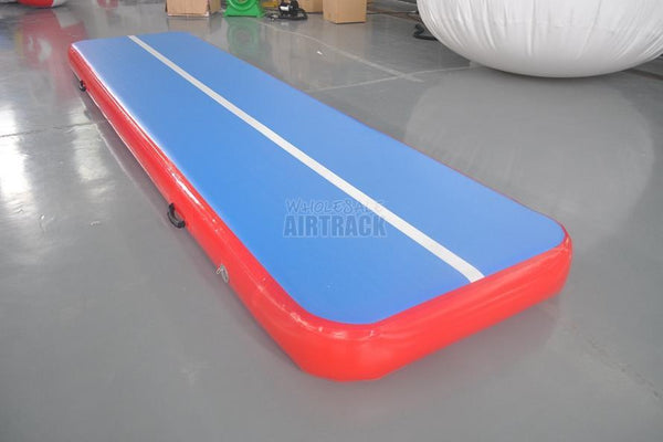 Top Sell Mini Air Track Red/Blue Airtrack Us