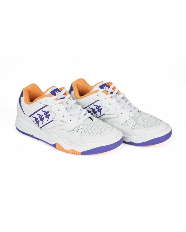 Authentic 222 Banda Kompo 1 White Violet Sneakers