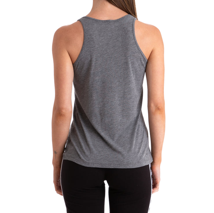 Authentic Zinac Grey Silver Black Azure Tank
