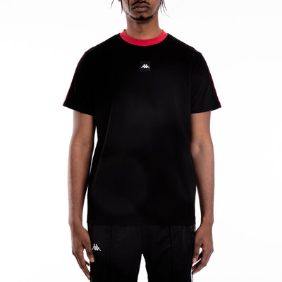 Authentic Jpn Barta Black Red White T-Shirt