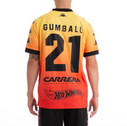 Kappa x Gumball 3000 Authentic Grali Red Futbol Jersey