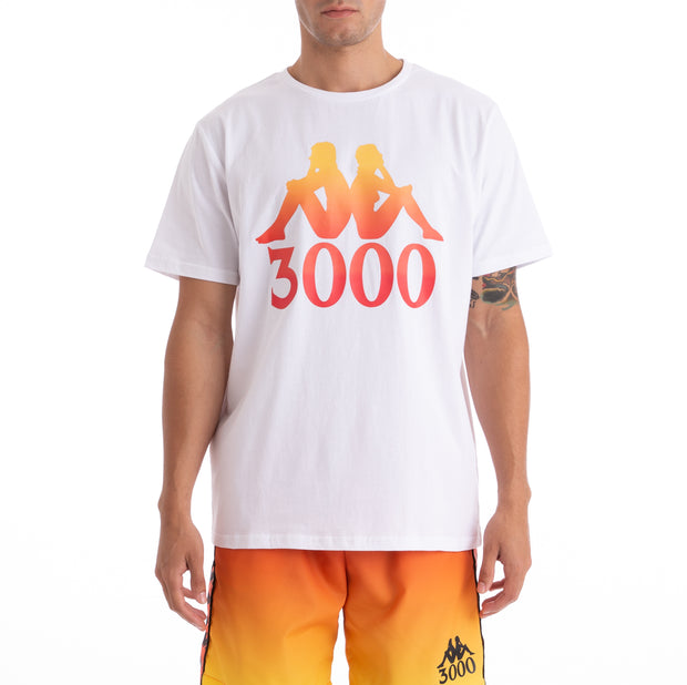 Kappa x Gumball 3000 Authentic Grade White T-Shirt