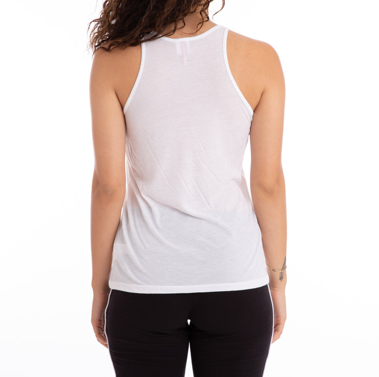 Authentic Zinac White Black Green Tank