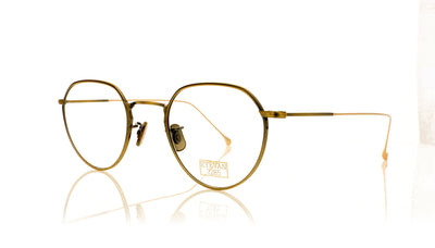 Eyevan 7285 765 901 Brushed Gold Glasses