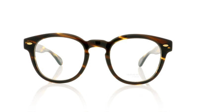 Oliver Peoples Sheldrake OV5036 1003 Coco Bolo Glasses