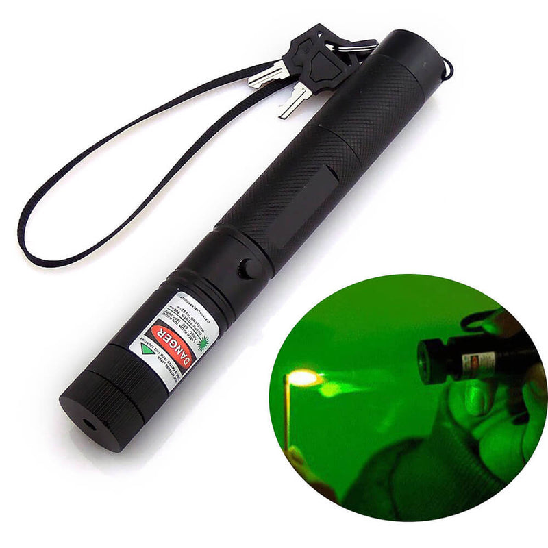 Military Spec Laser Pointer Pen