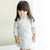 Knee Length Signature Cotton Floral Kid's Cheongsam Dress
