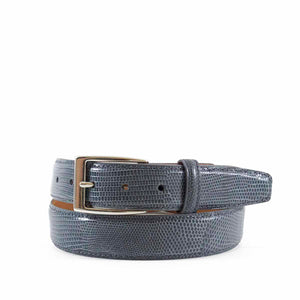 Genuine Lizard Belt