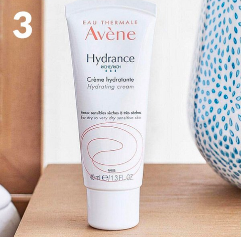 Avène's Rich Hydrating Cream