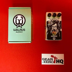 [USED] Walrus Audio Messner Overdrive