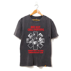 Camisa RHCP Red Hot Chili Peppers