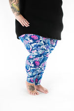 Aloha Plus2 leggings - SweetLegs