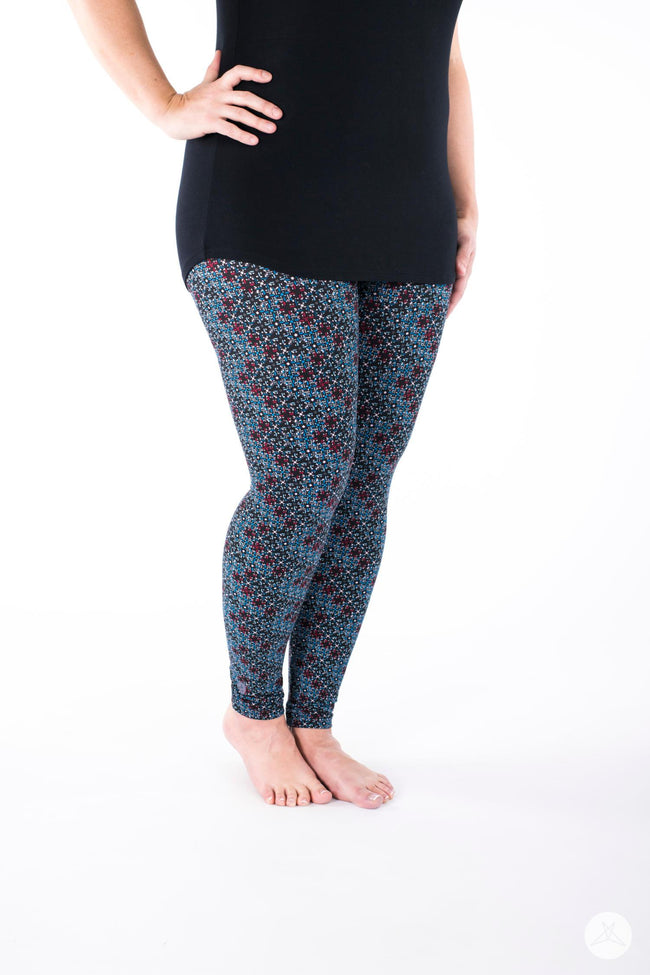 Dreamweaver leggings - SweetLegs