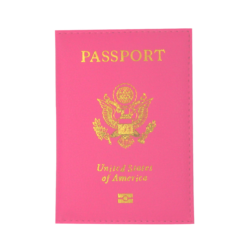Travel Cute Passport Covers Pink