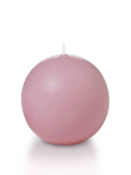 "2.8"" Sphere / Ball Candles"