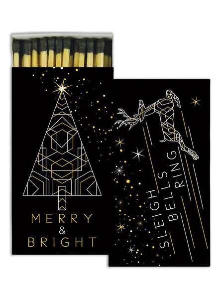 Merry & Bright Matches
