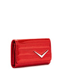 Supernova Wallet Red Sparkle - Mini Atomic Totes