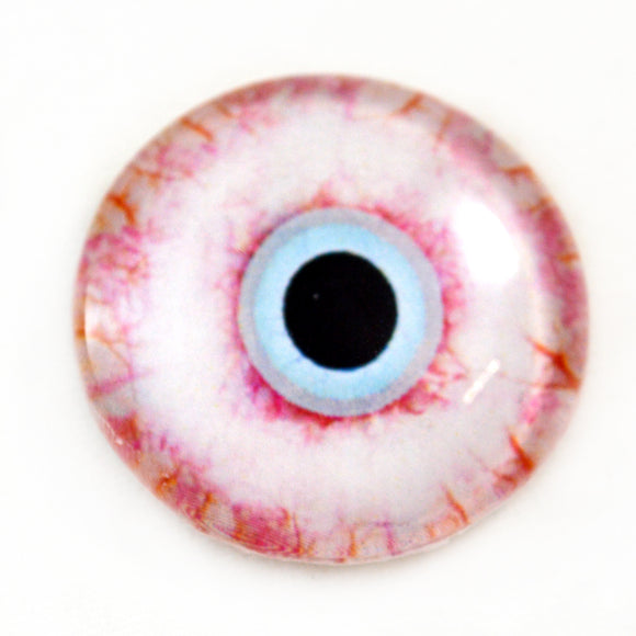 Bloodshot Zombie Glass Eyes