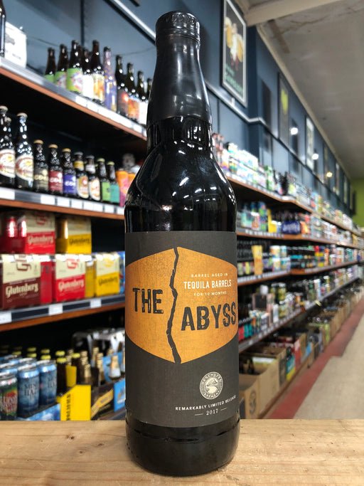 Deschutes The Abyss Tequila Barrel-Aged 650ml