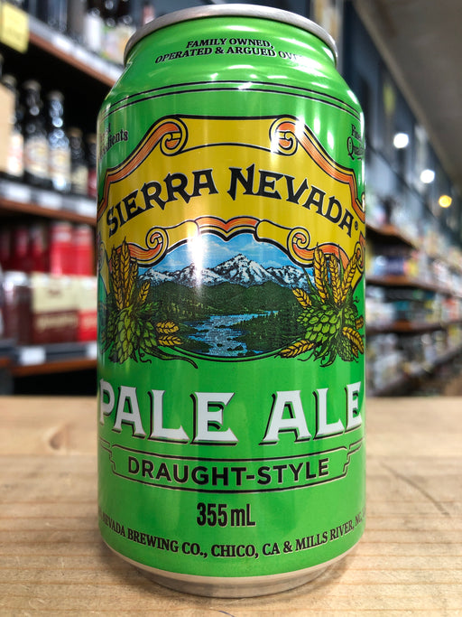Sierra Nevada Draught-Style Pale Ale 355ml Can