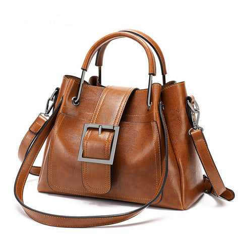 Multi-functional Strap handbag