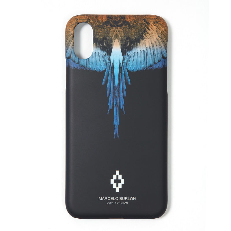 MARCELO BURLON COUNTY OF MILAN Iphone X Wings Case