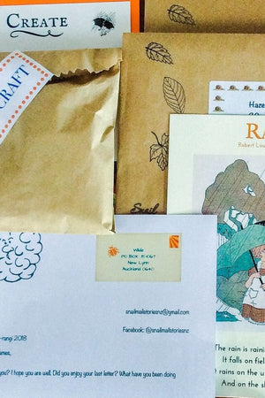 12 Month Subscription - Letters from Wendy