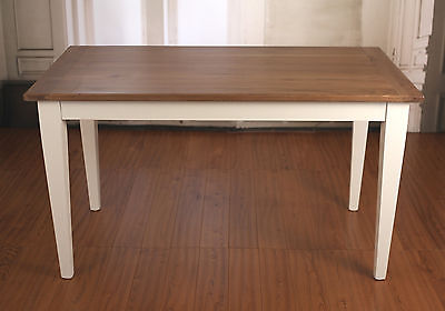Dining Table 140x80cm French Provincial USA Oak NEW Dining Furniture