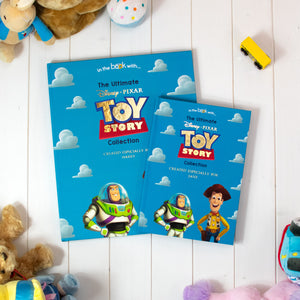 Personalised Disney Toy Story Collection Book from Pukkagifts.uk