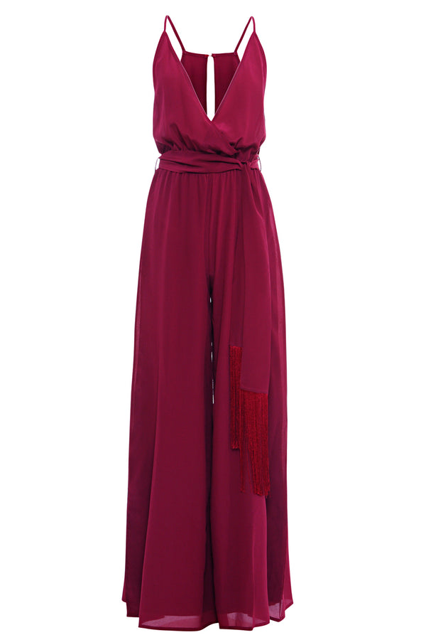 Bordeaux Jumpsuit