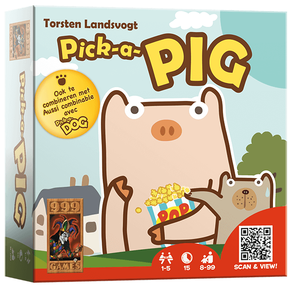 Pick a Pig - Game Potion